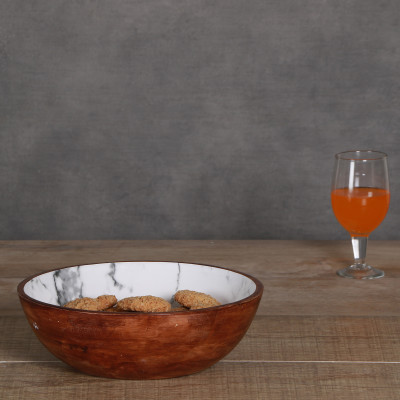 Manor House Salad Bowl