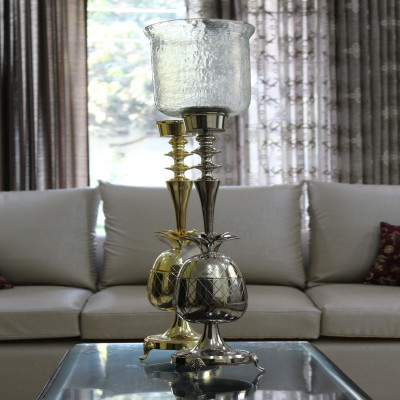 Tall Hurricane Candle Holder Online Buy Manor House